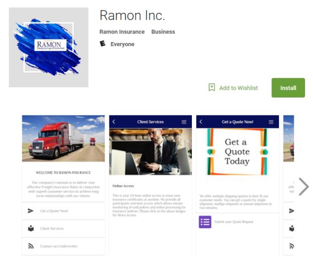Ramon Inc.